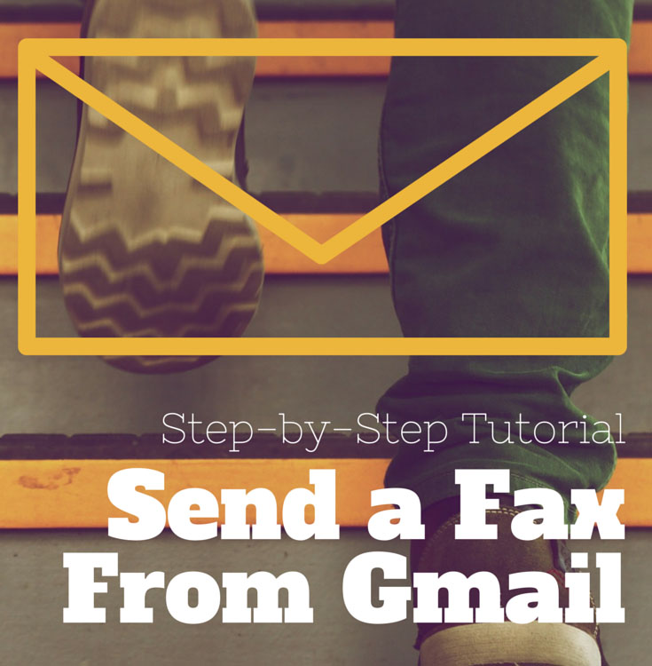 send a fax from gmail
